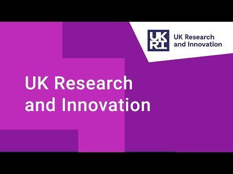 UK Research and Innovation Live Stream