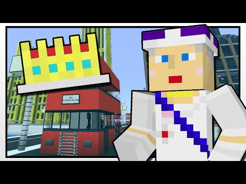 Minecraft | GREAT LONDON ROBBERY!! | Custom Mod Adventure LI