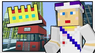 Minecraft | GREAT LONDON ROBBERY!! | Custom Mod Adventure LIVE @ Minecon 2015!!