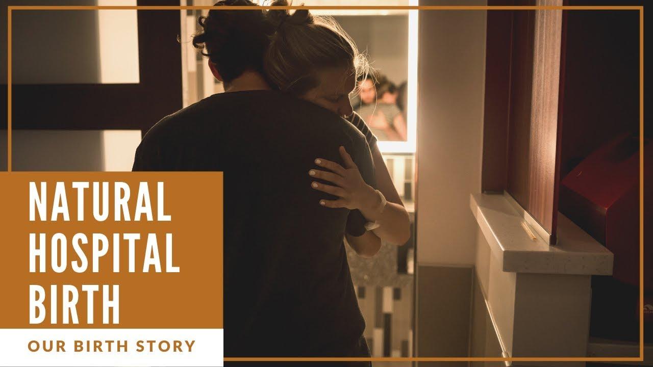 Elowyn's Birth Story // The Bradley Method // Natural Hospital Birth