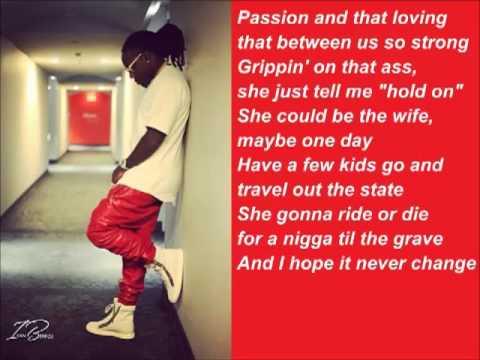 Ace Hood - Rider Feat. Chris Brown Lyrics