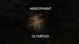 Lineage 2 High Five - Hierophant Olympiad - Pvpgate
