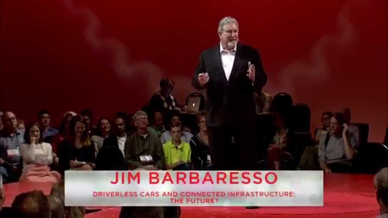 Driverless Cars and Connected Infrastructure: The future? | Jim Barbaresso | TEDxJacksonville