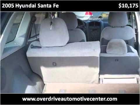 2005 Hyundai Santa Fe Used Cars Tulsa Ok Youtube