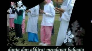 lagu persatuan puteri islam malaysia smk kkb