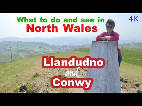 What to do and see in North Wales - Llandudno and Conwy