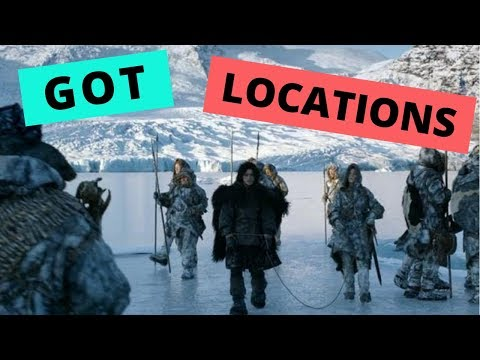 Game Of Thrones Filming Locations In Iceland