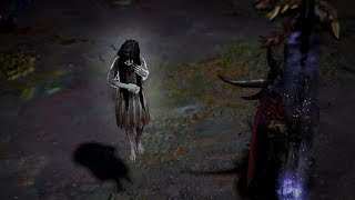 Path of Exile: Gothic Horror Ghost Child Pet