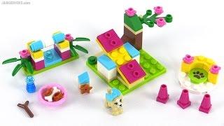 Lego Friends Puppy Training Mini-set Review! 41088