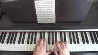 П.Чайковский Старинная французская песенка из Детского альбома