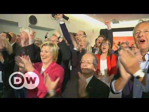 Merkel's CDU suffers blow in German state vote | DW English