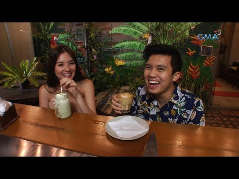 Taste MNL: Arra and Kimpoy's date in a garden-inspired coffee shop   GMA One