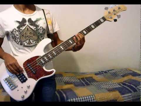 conor & jay - train - bass cover