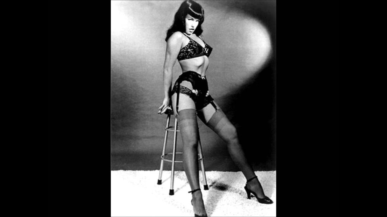 Betty Page In Bondage 47
