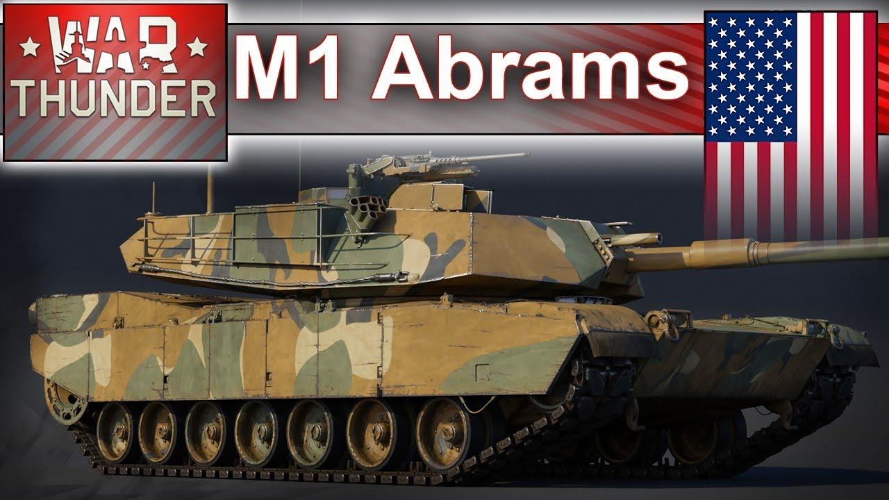 M1 Abrams – amerykańska pięść pancerna – War Thunder
