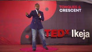 The value of little accomplishments | Teju Babyface Oyelakin | TEDxIkeja