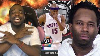 DIAMOND VINCE CARTER DEBUT! VS A MAD THUG! HILARIOUS! NBA 2k16 MyTeam Gameplay