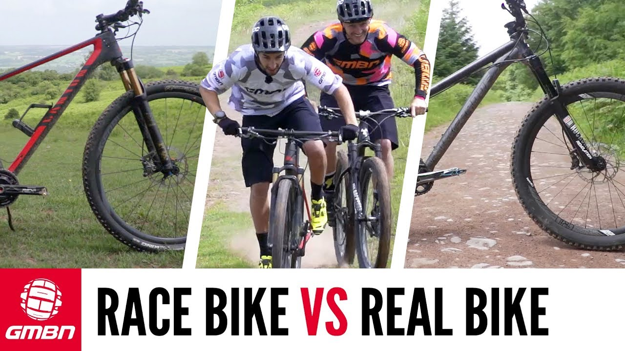 xc race bike vs trail hardtail which is the better. Black Bedroom Furniture Sets. Home Design Ideas