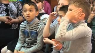 Мульт - викторина для конаковских малышей в библиотеке г. Конаково