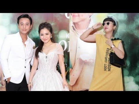 Trang Hý hát Em gái mưa 'tỏ tình' Mai Tài Phến