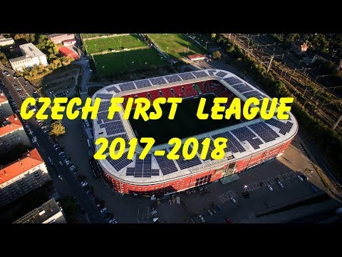 Czech First League 2017-2018 Stadium