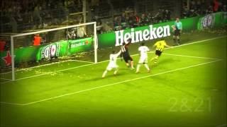 Marco Reus Vs Real Madrid