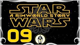 I Didn't Do It | RimWorld A17 Star Wars Lovecraft Mod Crossover Ep 9
