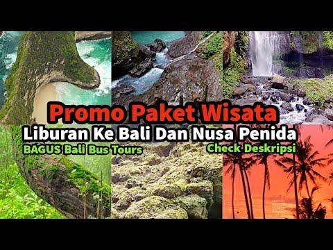 Promo Paket Liburan Ke Bali Bersama BAGUS Bali Bus Tours