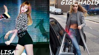 Lisa vs Gigi Hadid - Street Style - Who is better?