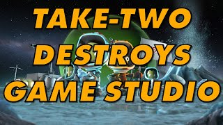 Take-Two Destroys Indie Studio By Canceling A Deal & Then Trying To Hire Its Entire Staff
