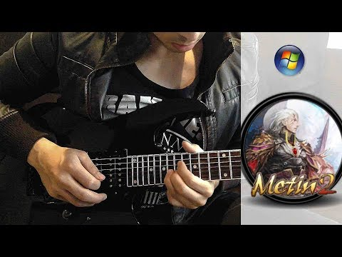 Metin2「HD」 Enter the East 「Guitar Cover + Tab」