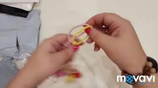 Обзор товаров joom/ всё для девочек/ резинки/ заколки