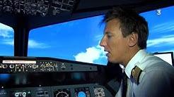 Bretteville-sur-Odon: piloter un Airbus A 320....sans quitter la terre ferme !