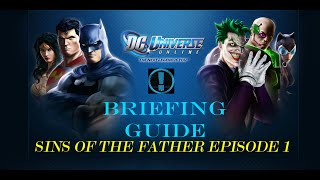 DC Universe Online Sins of the Father Epiosde 1