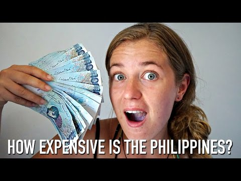 TRAVEL TIPS: HOW EXPENSIVE IS THE PHILIPPINES?