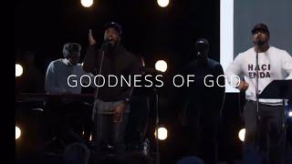 GOODNESS OF GOD & SPONTANEOUS // Bethel Worship // ft Dante Bowe, Brian Johnson