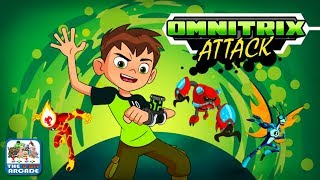 Ben 10: Omnitrix Attack - Earth is Overrun with Monsters, Save the Planet (Cartoon Network Games)