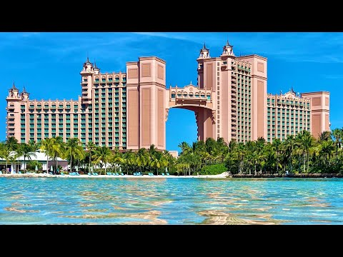 Royal Hotel And Resort Tour: Atlantis Resort Bahamas
