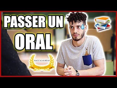 PASSER UN ORAL - EDDIE CUDI