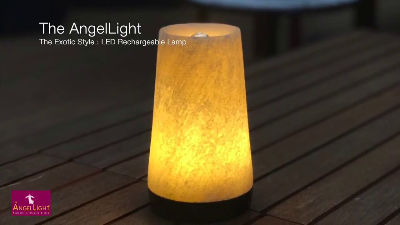 The Angel Light True Elegance Table Lamps For Top Hotels Spa - Table top lamps for restaurants
