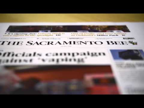 Your new Sacramento Bee