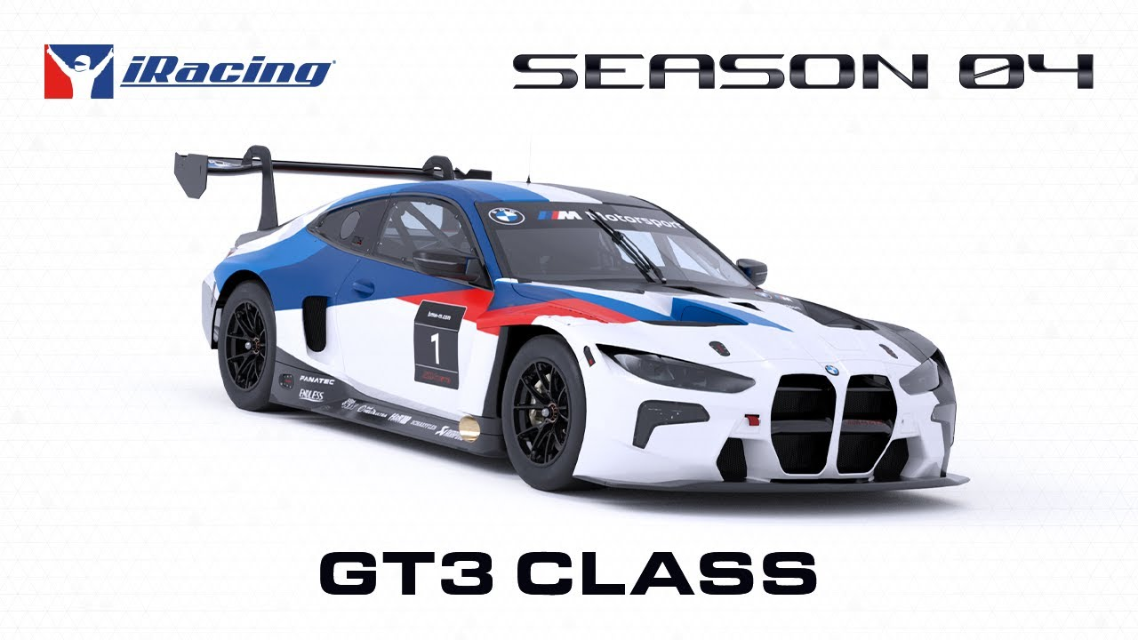iRacing Updates to GT3 Coming in September