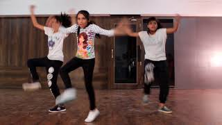HEY MAMA || David Guetta || Dance choreography By Nitin Kumar.