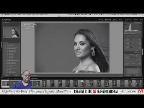 Introduction to Adobe Lightroom CC - Pt 5 - Develop Module Part 2 | Educational