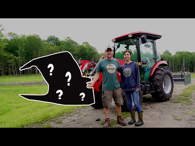 Another Game Changer at the OFF-GRID Property | Upgrading Our TRACTOR to TAKE It to the NEXT LEVEL