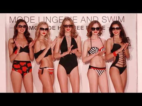 Mode Lingerie and Swim at CPM in Moscow