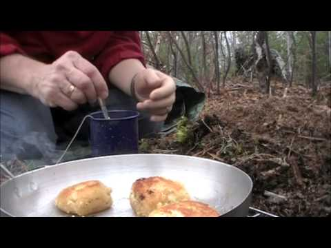 Making Fish Cakes - Part 2
