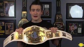 WWE Intercontinental Championship Replica Review