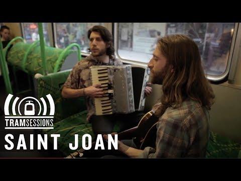 Saint Joan - Husky   Tram Sessions