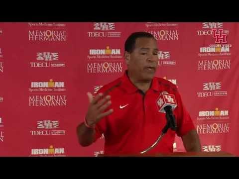Kelvin Sampson: Media Day Press Conference (10.13.15)